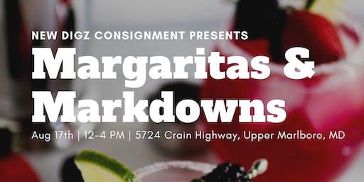 Markdowns & Margaritas