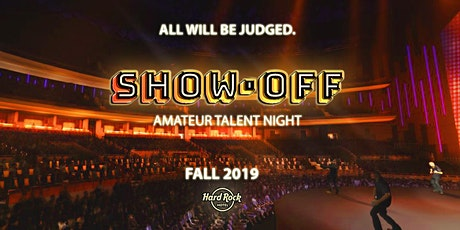 SHOWDOWN! Live Concert & Talent Competition  tickets