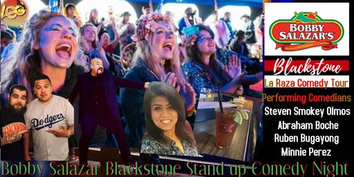 Bobby Salazar's Blackstone La Raza Comedy Tour