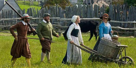 Pilgrims' Progress: Music of the Plimoth Colony Settlers tickets