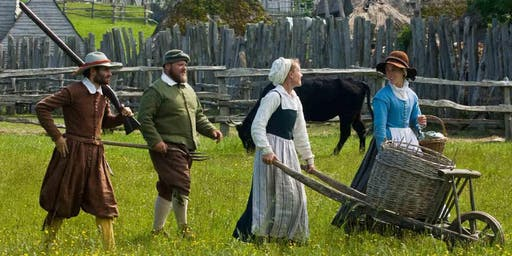 Pilgrims' Progress: Music of the Plimoth Colony Settlers