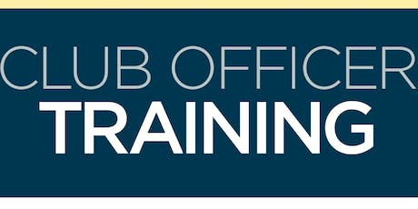 Ottawa Club Officer Training / Formation des Officiers de clubs (Div C & D) billets