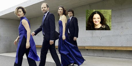 Meistersolisten im Isartal 5/2020: Amaryllis Quartett / Maria Riccarda Wesseling Tickets