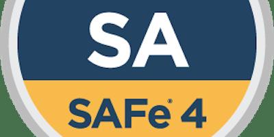 Hartford, CT - SA Leading SAFe Certification - $349! - Scaled Agile Framework®