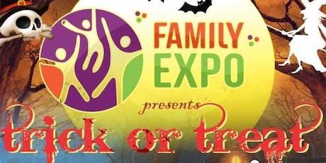 Plano Family Expo Trick or Treat tickets