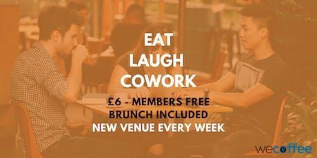 Cowork & Brunch - East London tickets