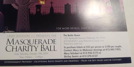 Masquerade Charity Ball tickets