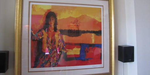 Tarpon Springs - Everything Must Go - high end Art