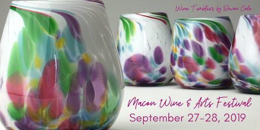 Macon Wine & Arts Festival: Boozy Bake Sale & Grand Wine Tasting