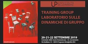T-group - Laboratorio sulle dinamiche di gruppo