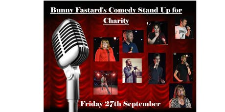 Bunny Fastard's Comedy Stand Up for Charity tickets