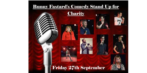 Bunny Fastard's Comedy Stand Up for Charity