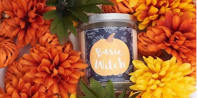 Candle Making Workshop Hosted by Brighter Days at the Asbury Park Bazaar