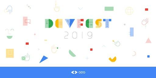 GDG Glasgow DevFest 2019