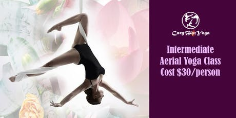 Intermediate Aerial Yoga tickets
