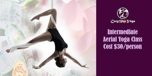 Intermediate Aerial Yoga