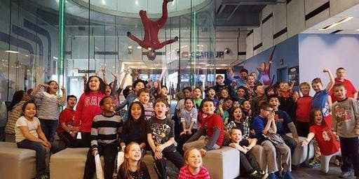 iFLY Tampa Home School STEM Event