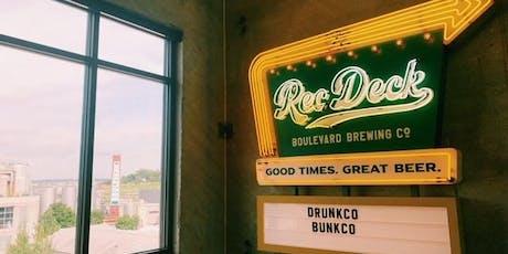 DrunKCo BunKCo at the Rec Deck!  tickets