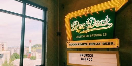 DrunKCo BunKCo at the Rec Deck!