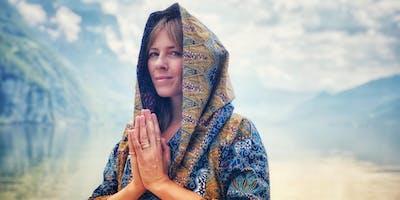 Aroma Yoga® Event mit Emmanuelle Collinet von All Senses Yoga®