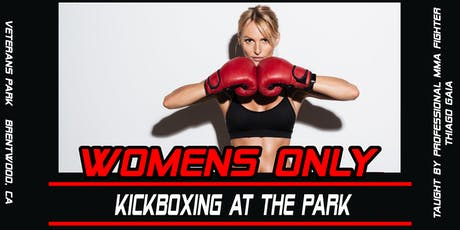 Women's Kickboxing at the Park tickets