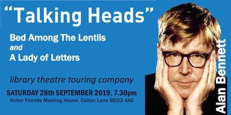 Two Talking Heads tickets