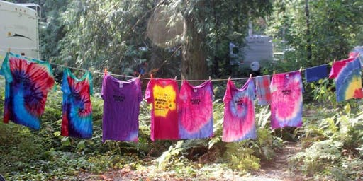 Tie Dye T-Shirt Workshop