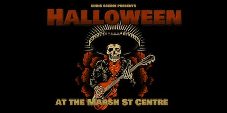 HALLOWEEN at The Marsh Street Centre tickets