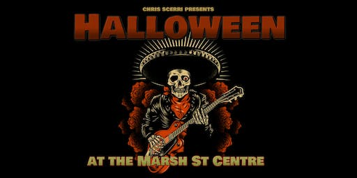 HALLOWEEN at The Marsh Street Centre