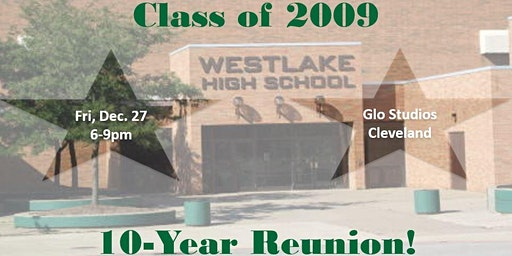 WHS Class of 2009 Reunion (10-Year)