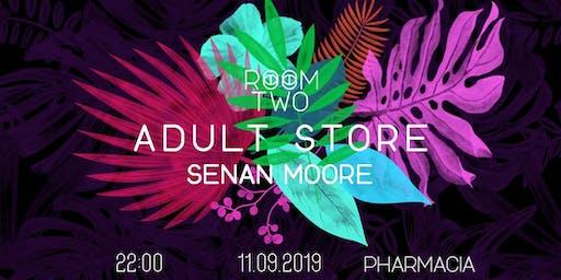 RoomTwo Presents: Adult Store w/ Senan Moore