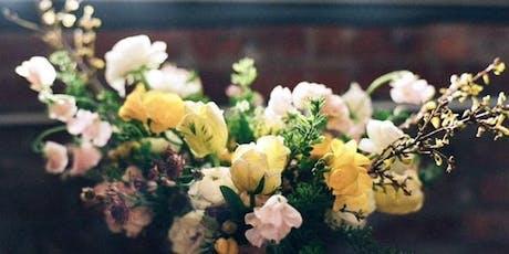 Floral Arranging Class tickets