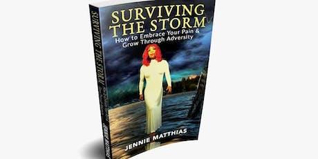Jennie Matthias - Surviving The Storm Book Launch Party tickets