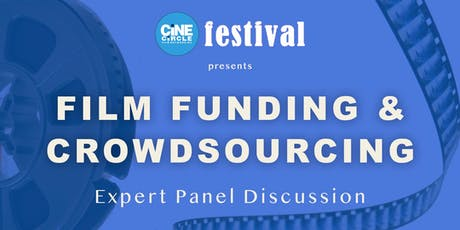 Film Funding & Crowdsourcing Panel tickets