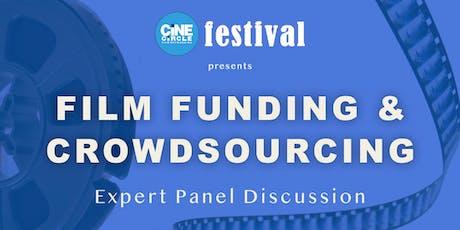 Film Funding & Crowdsourcing Panel tickets