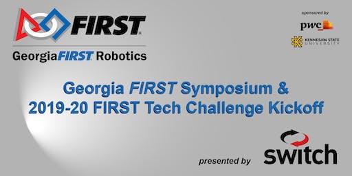 Georgia FIRST Symposium & 2019-2020 FIRST Tech Challenge Kickoff - Kennesaw