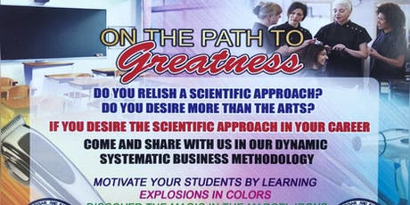 Copy of On the Path to Greatness! tickets