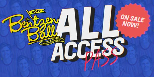The BYT Bentzen Ball 2019 Comedy Festival: All-Access Pass
