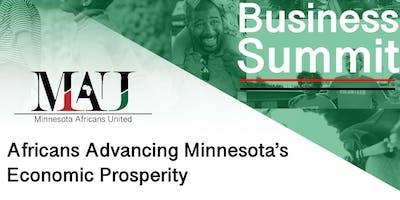 Africans Advancing Minnesota's Economic Prosperity Summit