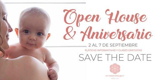 Open House y Aniversario