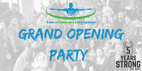 SC 2.0 GRAND OPENING PARTY! tickets