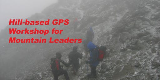 Hill-based GPS Workshop for Mountain Leaders