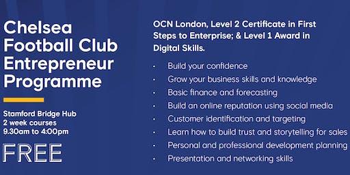 Chelsea Football Club Entrepreneur Programme