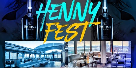 Henny Fest Labor Day Weekend at Hudson Terrace tickets