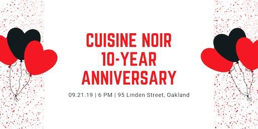 Cuisine Noir Magazine 10-Year Anniversary Celebration!