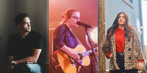Jac Thompson, Cam Monroe, Olivia Grasso // Nashville, TN