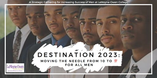 'Move the Needle' Men of Color Summit