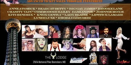 The Rockytopless Fundraiser Show! (with Honeybee Burlesque & Guests) tickets