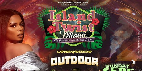#IslandTwistMiami : The Ultimate Caribbean Event tickets