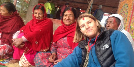 Sierra Club Dinner:  Journey to the Heart of Nepal tickets